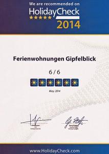 holidaycheck_zertifikat_2014