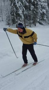 In Berchtesgaden gibt es gute Bedingungen zum Langlauf und Skiwandern.