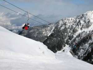 Skifahren Jenner Berchtesgaden