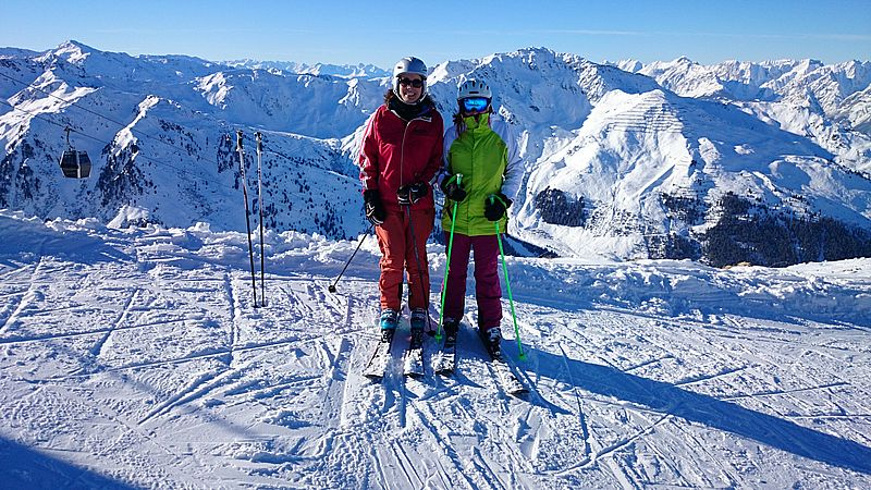 Skifahren am Jenner in Berchtesgaden