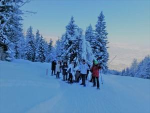 Schneeschuhwandern am Jenner Berchtesgaden