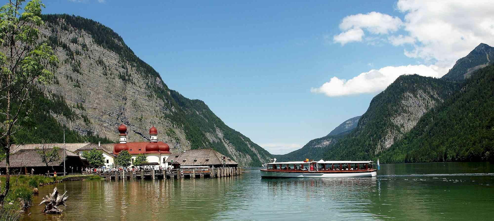 Beliebte Ausflugsziele in Berchtesgaden