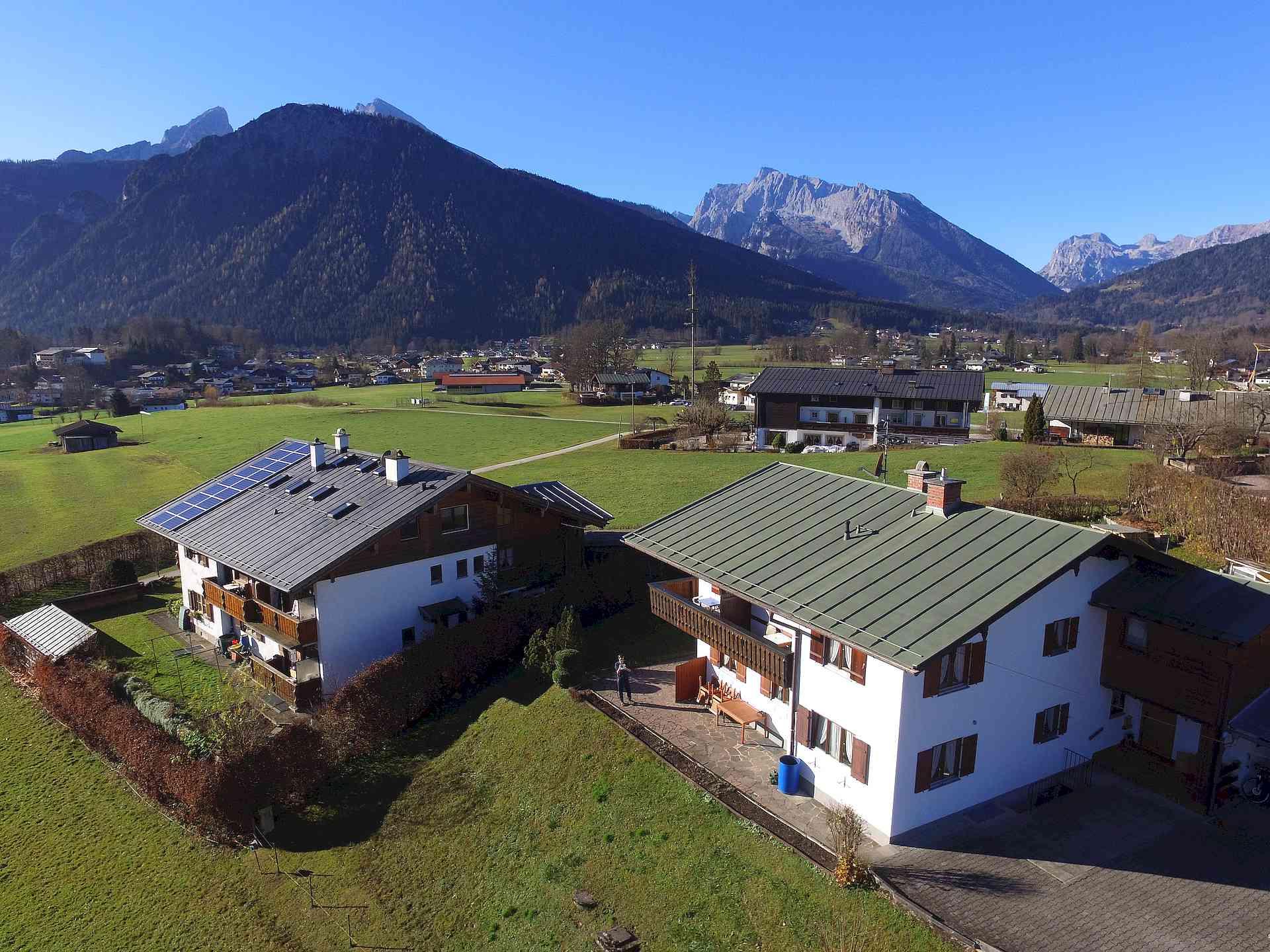 Ferienwohnungen Berchtesgaden Schönau